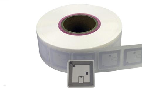 RFID高频HF图书不干胶标签HT6507
