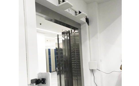 秦山核电站使用RFID射频识别技术管理员工