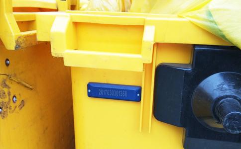 RFID信息读写设备医疗固废管理系统方案