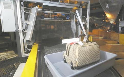 香港国际机场行李100%采用RFID射频标签