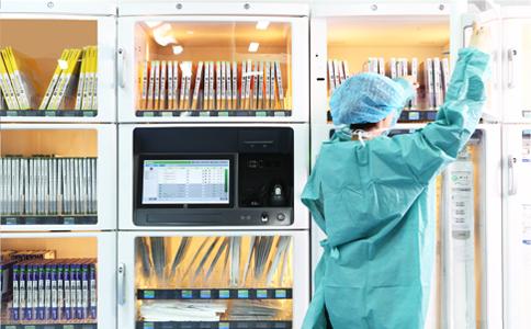 智能RFID自动识别技术医疗耗材管理应用
