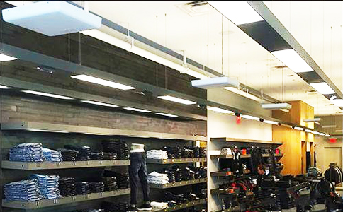 RFID读写设备服装门店智能化管理应用